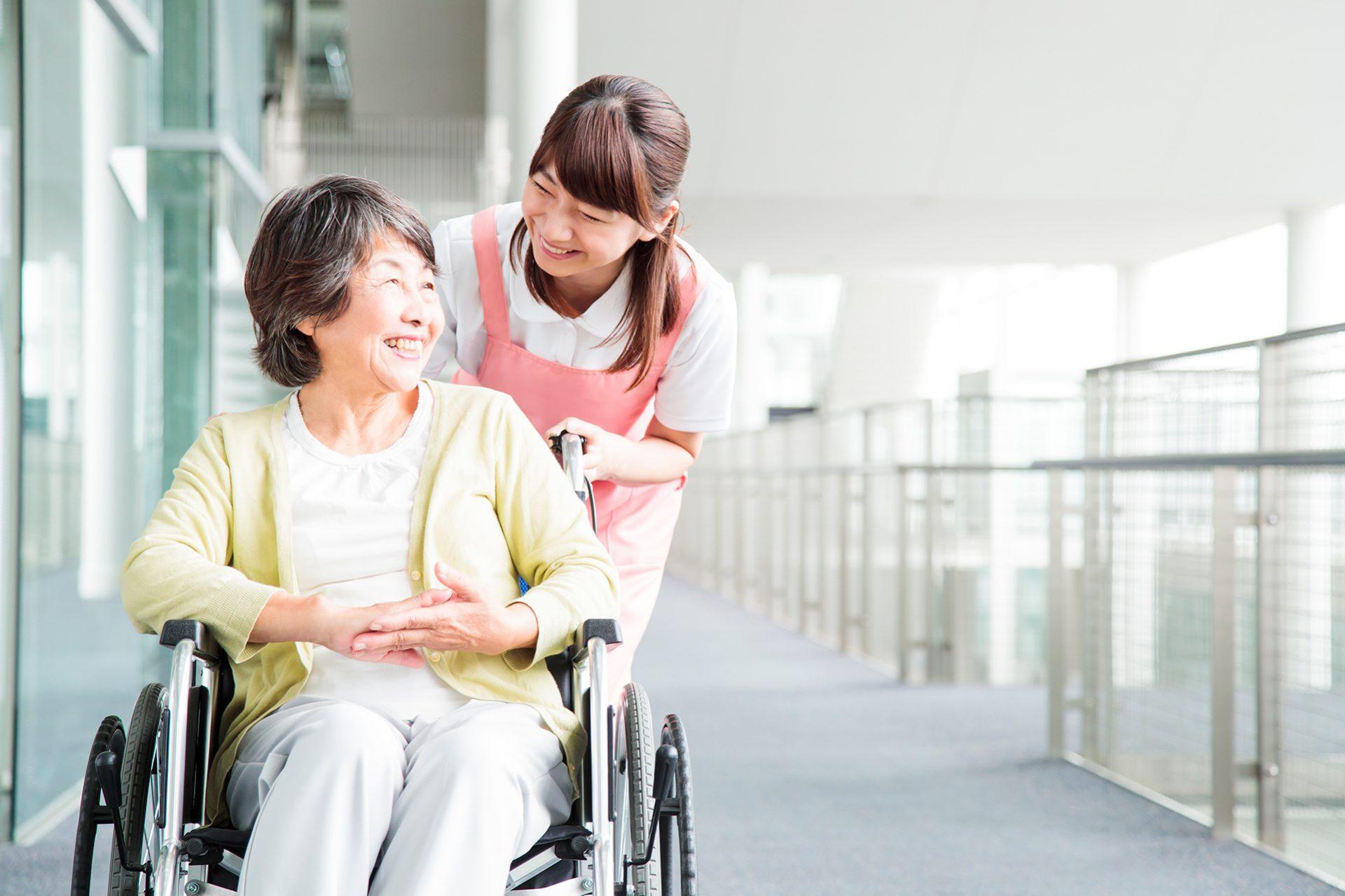 介護事業所向け 見守りシステム